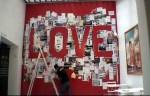 """""""Love"""" (instalação), Edouard Salier, 2006"""